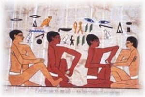 アンクマホールの壁画