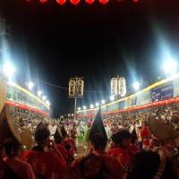 旅行記① 本場・徳島市阿波踊り‐2015