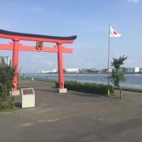 ぶらり散歩④ 赤鳥居~羽田空港国際線ターミナル