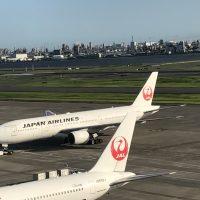 ぶらり散歩⑧ 天王洲アイル~羽田空港国内線第1ターミナル・JAL